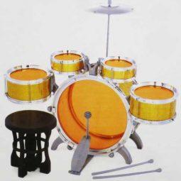 Барабани детски комплект със столче