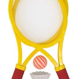 Детски игрален комплект за федербал и тенис - Артикулен № 280904