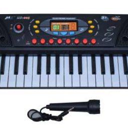 Електрическо пиано – синтезатор с 37 клавиша и микрофон