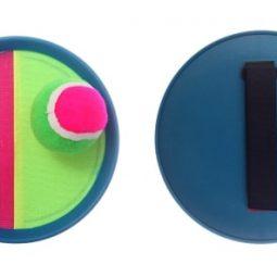 Игра кечбол, Комплект две лапи с топка