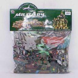 Комплект военен в плик