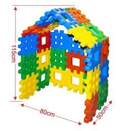 Конструктор – строител с големи части - Артикулен № 500801