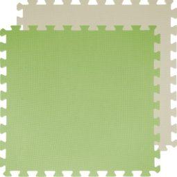 Настилка EVA 4 броя, двуцветна