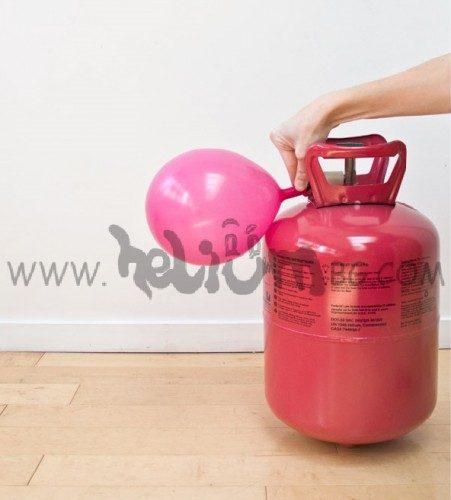 хелий за балони