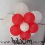 цвете с 11 балона