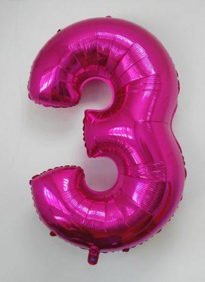 балони цифри големи циклама хелиумбг