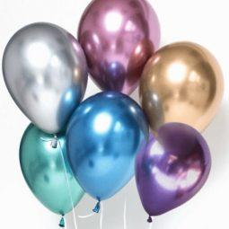 балони хром хелиумбг