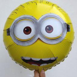 Балони миньони фолиеви 45 см.