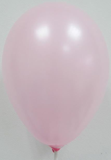 балони светлорозово бебешко 57