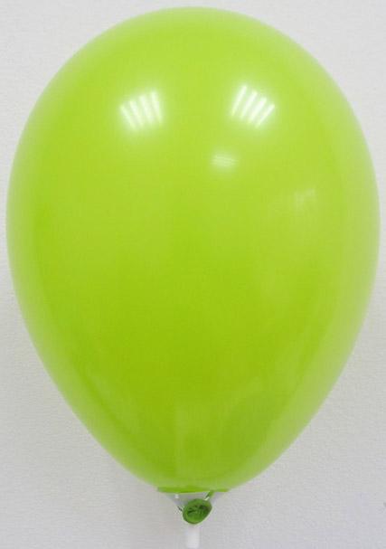 балони светлозелен 11