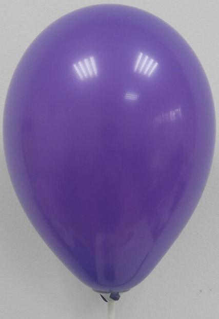 балони тъмнолилаво 08