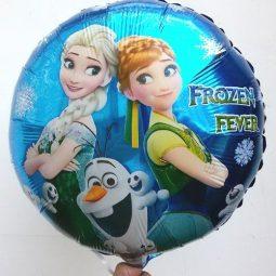 Балони Замръзналото Кралство фолиеви 45 см.