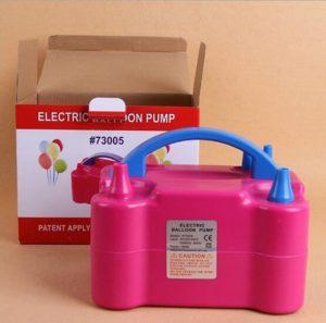 Електрическа помпа за балони с въздух под наем