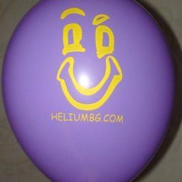 печат върху балони