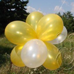 Топка от балони