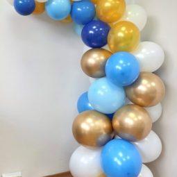 полуарка от балони хелиумбг